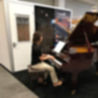 Grand Stand demo at NAMM | Grand Stand for Piano