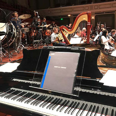 Nashville Symphony uses the Grand Stand | Grand Stand for Piano