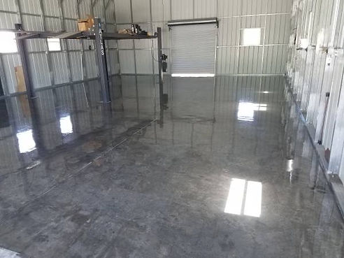 Polished Concrete Louisville KY