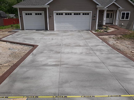 Driveway Concrete Construction Prospect KY