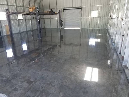 Commercial Polished Concrete Prospect KY