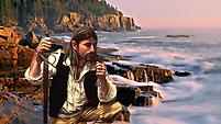 Une ville est souvent revenue dans les histoires racontées dans « Au temps des quêteux » et dans le radio-feuilleton « Beausoleil le Gran...
