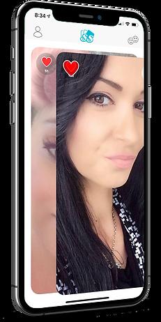 Sexy Selfies member image screen