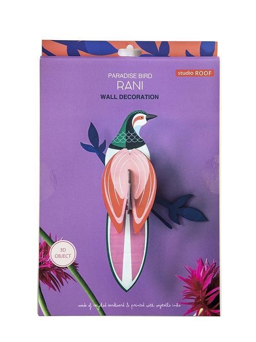 Muurdecoratie - Rani