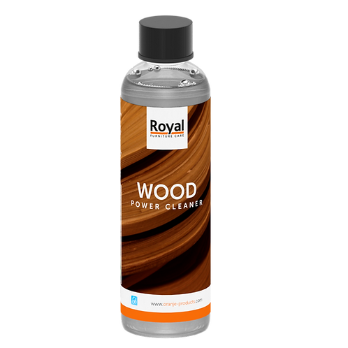 Royal furniture care - wood powercleaner