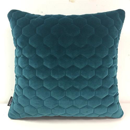 Sierkussen - cloud turquoise