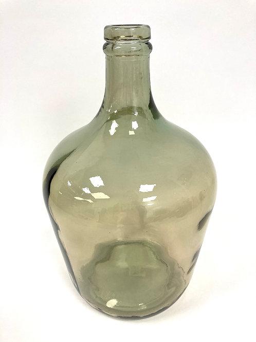 Vaas - groen/glas