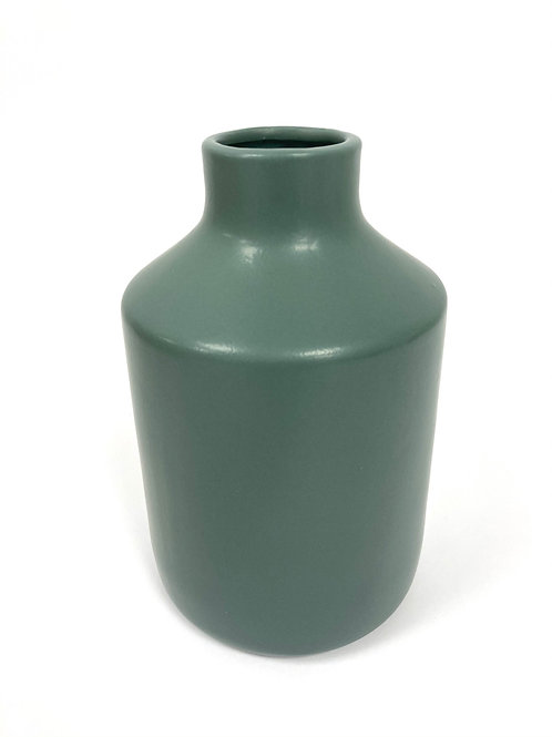 Vaas - groen/mat