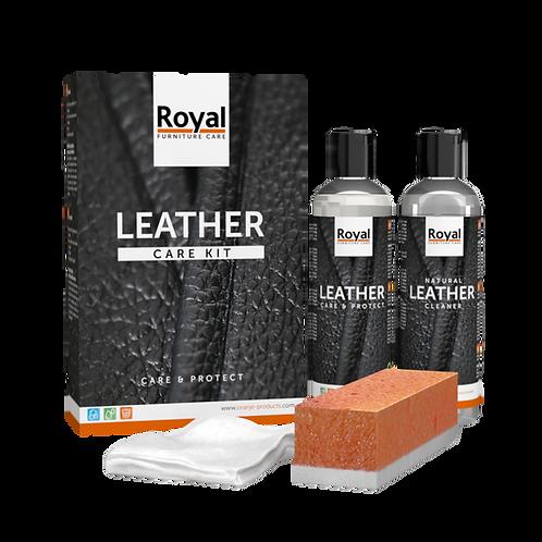 Royal furniture care - leather care kit