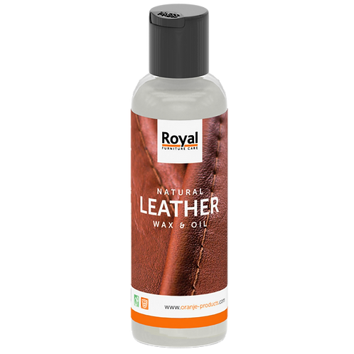 Royal furniture care - leather wax & oil