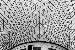 幾何学的な天井