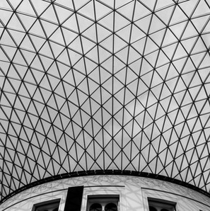 geometrische Decke