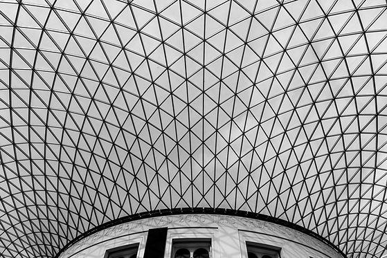 techo geométrica
