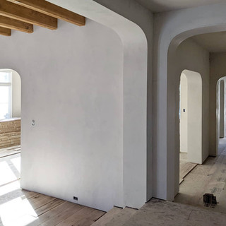 Interior Lime Plaster