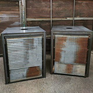 Custom Trash Covers