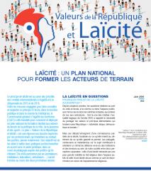 [En bref #19] Laïcité : un plan national pour former les acteurs de terrain
