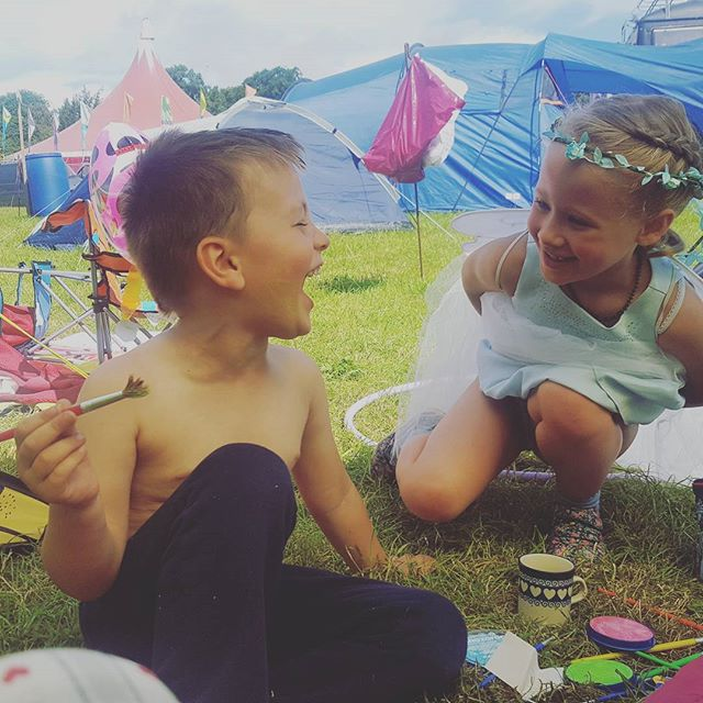 Larmer Tree Festival Fun
