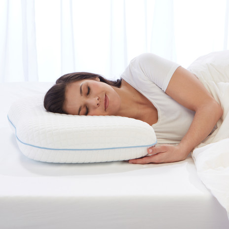 Comfort Cool Memory Foam All Positions Pillow
