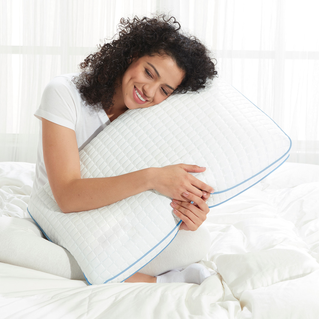 Simply Cool Gel Memory Foam Pillow
