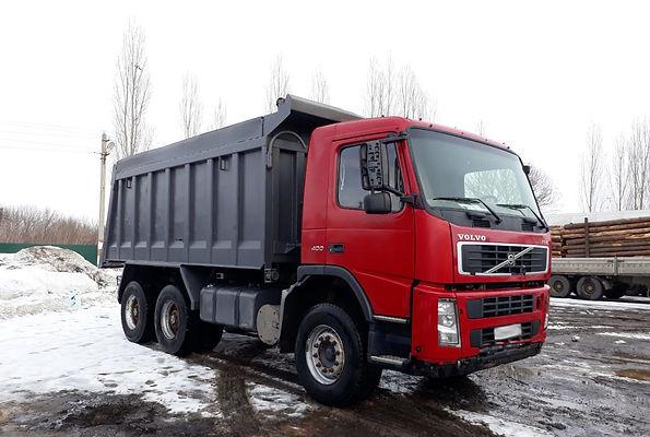 грузовик Volvo проданный весной 2019 год