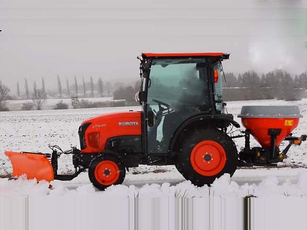 мини-трактор кубота