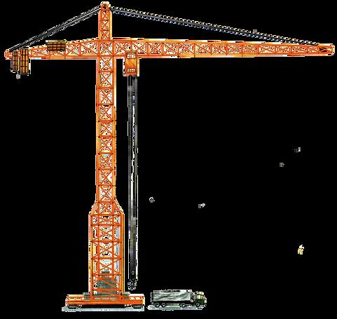 Выкуп башенных кранов