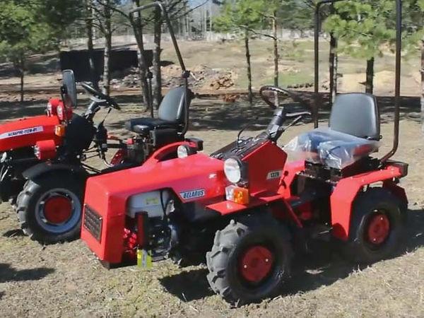 мини-трактор беларусь