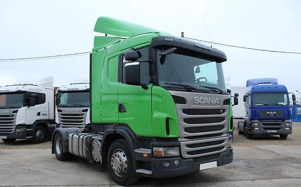 Scania G400 2013
