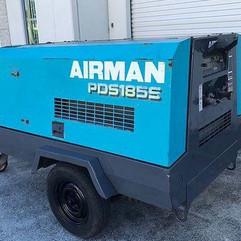 дизельный компрессор Airman PDS185S