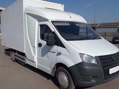 ГАЗель Next изотермический фургон