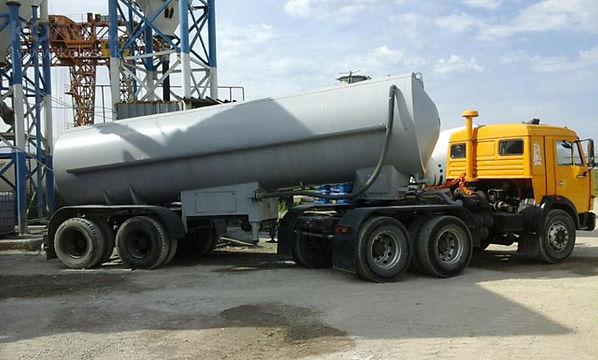 Выкуп цементовозов в Москве и Московской области за наличные