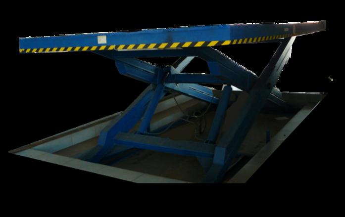 Гидравлический подъемный стол для авто.p