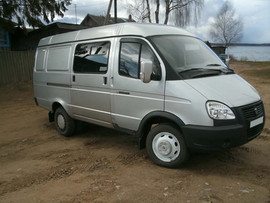 Подержанный ГАЗ (2705)