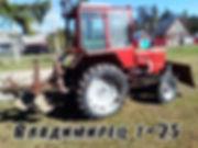 Трактор Владимирец Т-25