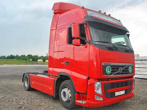 фура Volvo