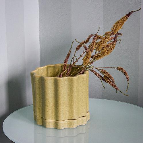 Tilde Planter MEDIUM - Wheat