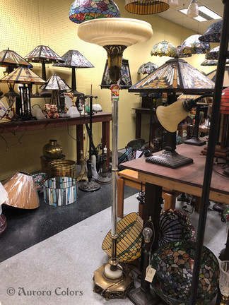 NEWLY CONSIGNED Lamps