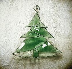 Beveled Christmas Tree