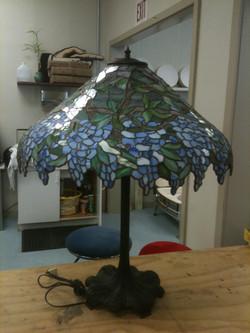 Lamp Repair & Rewiring