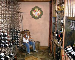 Hendricks-Ranch-stained-glass-wine-cellar