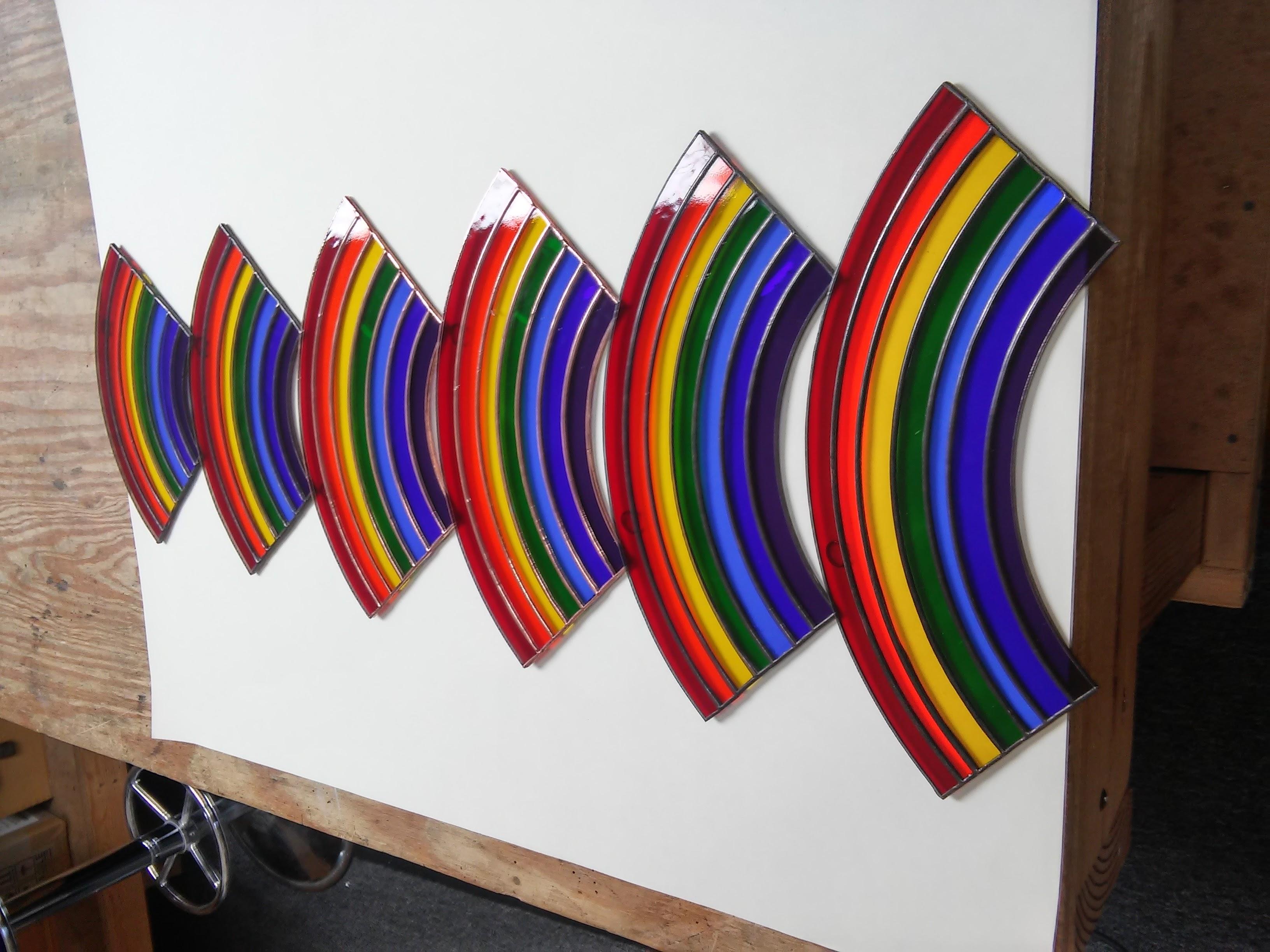 Rainbows in a few sizes