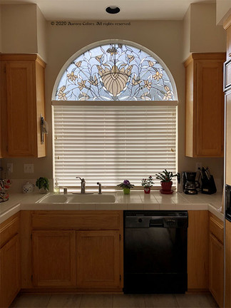 Custom Designed Stained Glass