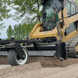 Gravel Driveway Restoration