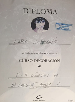 Curso Decoración