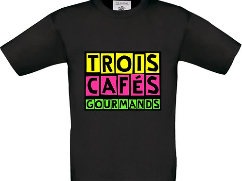 T-shirt enfant - 3CG-