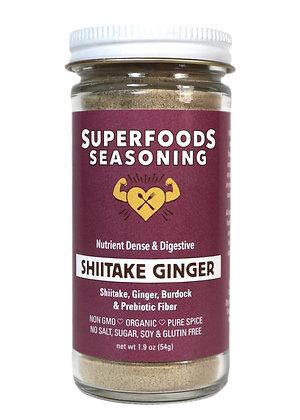 Shiitake Ginger