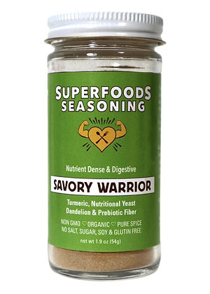 Savory Warrior