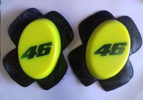 Saboneteiras amarelas 46