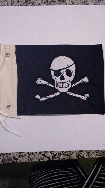 Bandeira para moto