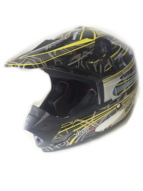 Capacete TH1 - Cross